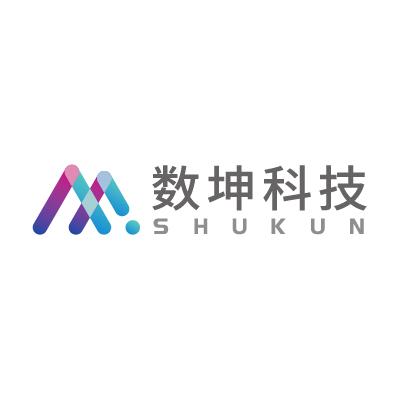 數坤網絡科技股份...logo